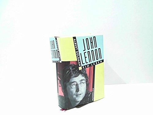 John Lennon. Ein Leben