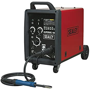 5 years warranty* suitable for Flux Cored Wire STAHLWERK MIG 135 ST IGBT with MMA ARC Stick MIG MAG inert gas inverter welder with 135 Ampere white