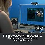 Logitech Brio Gaming 4K Webcam (Streaming Edition HD Webcam 1080p, 12-monatige Premium-Lizenz XSplit enthalten) schwarz - 6
