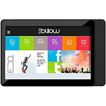 "Billow Technology X101BV2 - Tablet de 10.1"" (WiFi, Quad"