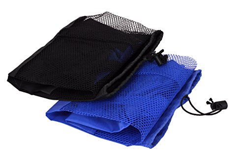 AmazingHind-Yoga-mat-cover-set-of-2Yoga-mat-bag-Fitness-Carrier-Nylon-Mesh-Center-Strap