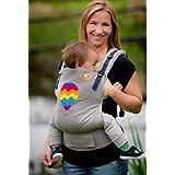 Tula riñonera ergonómico–Hot Air Ballon–Toddler