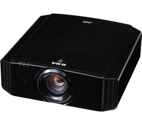 """JVC DLA-X70RBE 1200lúmenes ANSI D-ILA 1080p (1920x1080) 3D Negro video - Proyector (1200 lúmenes ANSI, D-ILA, 1080p (1920x1080), 80000:1, 2.0:1, 1,78 cm (0.7""""))"""