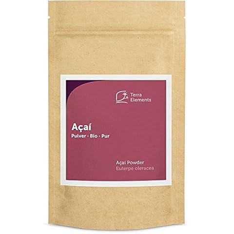 Bio Acai Pulver, 90 g (Terra Bio-zucker)
