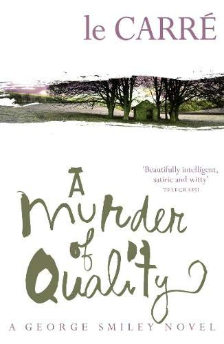 Book cover for A Murder of Quality