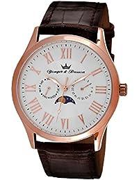 Reloj YONGER&BRESSON para Hombre HCR 048/BU