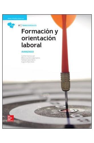 Descargar gratis LA Formacion y orientacion laboral GS. Libro alumno. de Carmen García Leal