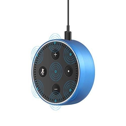 Lautsprecher Ständer für Echo Dot, lanmu Wandhalterung für Alexa Dot, Zubehör für Amazon Echo Dot (zweiter Generation), Decor für Amazon Echo
