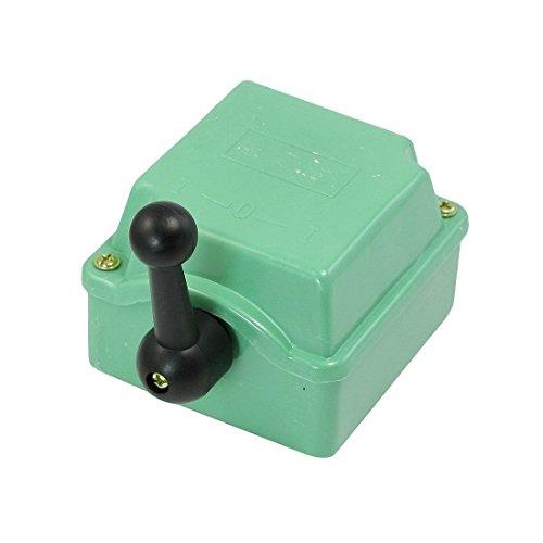 Woljay QS-15 15A 380V Vorwärts Wendetrommel Schalter Cam Starter Rain Proof Industrial Reversing Drum Switch - Cam Switch