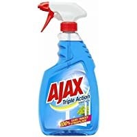 Ajax Spray 750ml triple panes Action - (Unit Price) - Sending Fast And Neat - Ajax spray vitres triple action 750ml