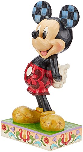 Disney Tradition The Main Mouse (Mickey Mouse Big Figur) - Box Volkskunst