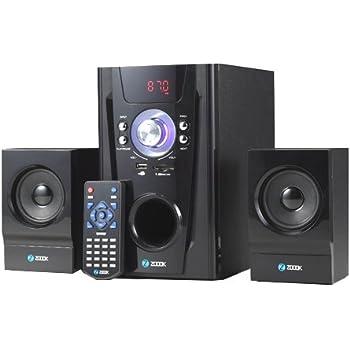 Zoook 2.1 Speakers ZM-SP3200 (FM/SD/USB)