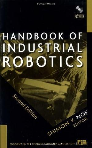 Handbook of Industrial Robotics (Electrical and electronic engineering)