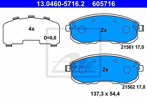 ATE 605716 Kit Freno