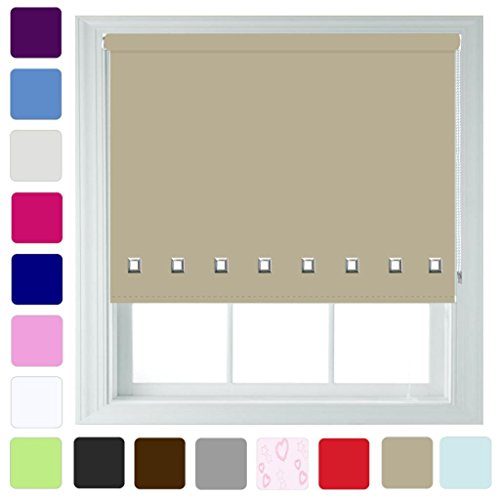 square-eyelet-roller-blind-in-different-colours-sizes-trimmable-cappuccino-150cm-x-165cm