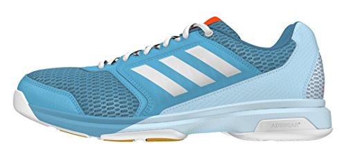 Adidas Multido Essence Women's Al Coperto Scarpe - AW16 Blue