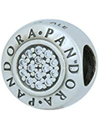 Pandora - Perle - Argent 925 - Oxyde de Zirconium - 791414CZ