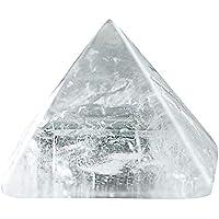 Maulwurf - Geschenke aus der Natur 0503503400 Pyramide Bergkristall 40mm, in Schachtel preisvergleich bei billige-tabletten.eu
