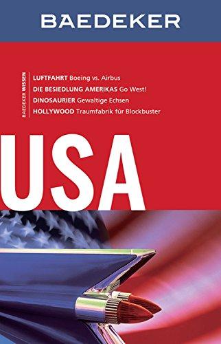 Baedeker Reiseführer USA: mit Downloads aller Karten und Grafiken (Baedeker Reiseführer E-Book) - Usa Aus Texas State Karte
