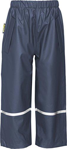 Playshoes Unisex - Kinder Hose 405423 Regenhose ohne Latz, Gr. 140, Blau (11 marine)