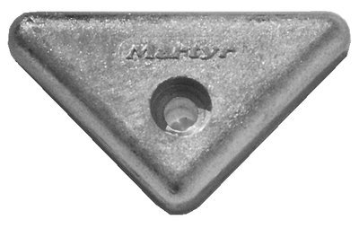 Martyr CM-872793 Zinc Alloy Volvo Penta Triangle Anode for 290, 290DP, SX, DP-X by Martyr Anodes