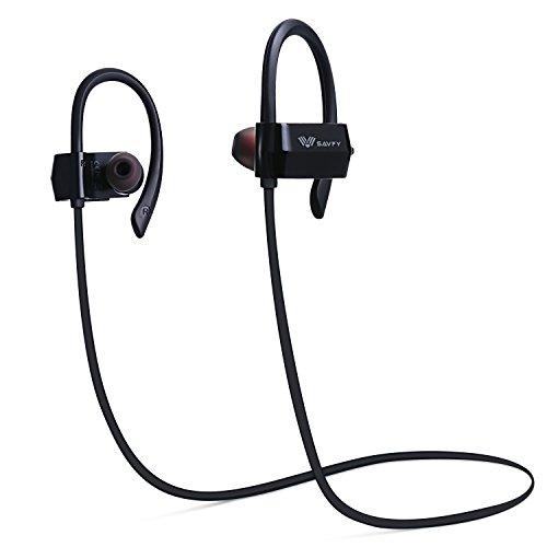 SAVFY Sweatproof Cuffie Bluetooth a6f6522f0d39