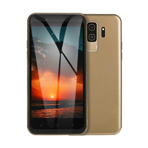 Nourich Neue Art und Weise 5,0 Zoll Doppel-HDCamera Smartphone Android 6.0 IPS-GESAMTER Schirm GSM/WCDMA-Touch Screen WiFi Bluetooth GPS 3G Anruf-Handy -