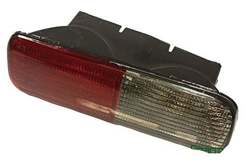 Rover SX (Rosso/Bianco Lenti) Bumper montaggio della lampada posteriore Discovery 2tutti i modelli dal (Vin) 3a771195su xfb000730xfb000730