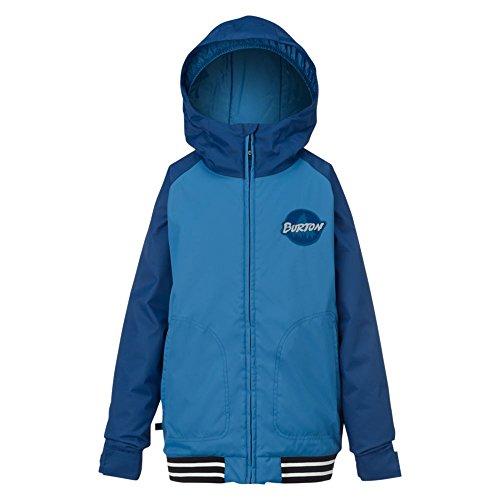 Burton Jungen Snowboardjacke Game Day Jacket, Boro/Glacier Blue, L