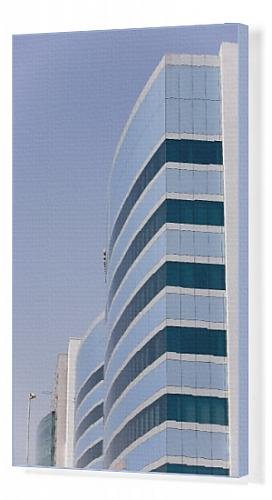 canvas-print-of-accenture-buildings-in-hi-tech-city-hyderabad-andhra-pradesh-state-india