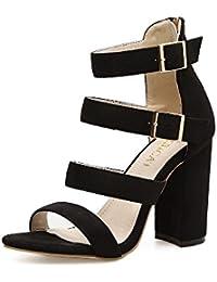 Zapatos Para Jin Wen Plataformas Zhao Sandalias Amazon es Bo q8P0w