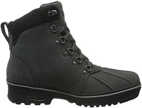 The North Face M Ballard Duck Boot, Bottes mi-hauteur non doublées homme Mehrfarbig (Dkshdwgy/Prsnbl Nsg)