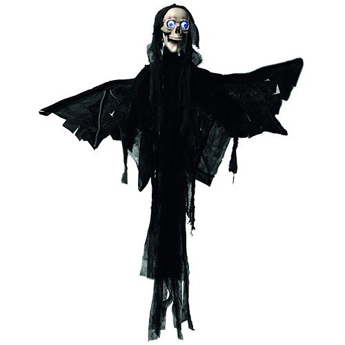 Euro Palms 8331440G Halloween Figur Engel, animiert
