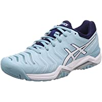 Asics Gel Solution Speed 3 Scarpe da Tennis Donna Bianco f2H
