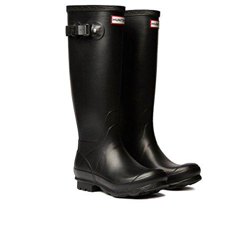 Hunter Norris Field Boot Black