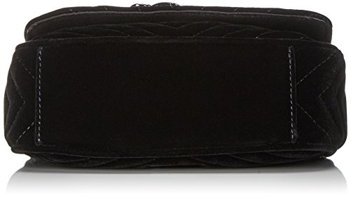 Aldo - Griclya, Borse a tracolla Donna Nero (Black Synthetic)
