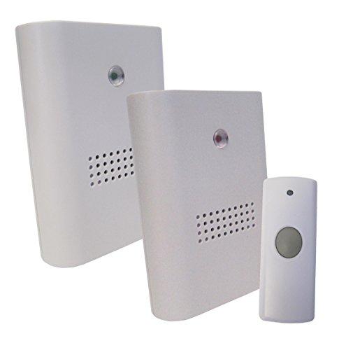 Unicom 62196tragbar und Plug-in Türklingel