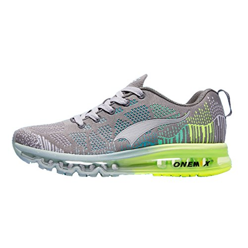 Onemix Men's Lightweight Air Cushion Sport Trail Running Shoes THY45