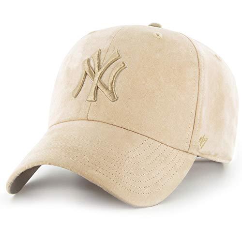 47 Brand Relaxed Fit Cap - ULTRABASIC New York Yankees khaki New York Yankees Tasche