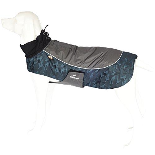 PALMFOX Impermeable Ropa Mascotas Perro Invierno Caliente