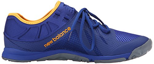 10 Mens Blue US Blue Minimus Training Orange Balance Orange Shoe 20v5 2E New 8qPF5w