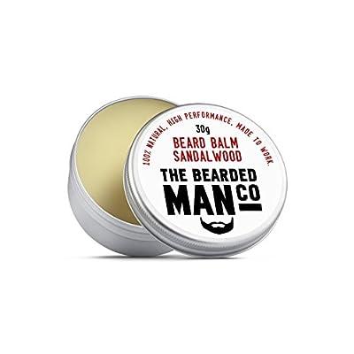 Beard Balm Sandalwood 30g