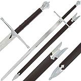 g8ds Braveheart Schwert inklusvie Scheide William Wallace Schottland Highlander 113,5 cm