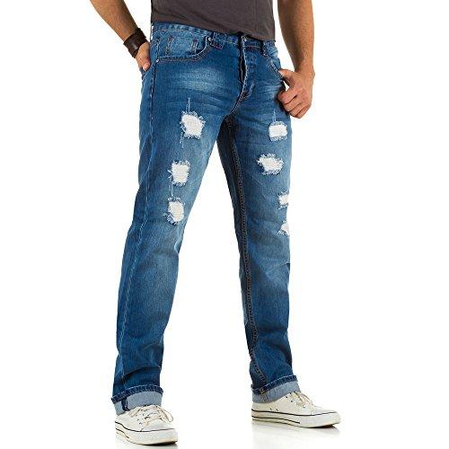 Original Ado - Jeans - Homme Bleu