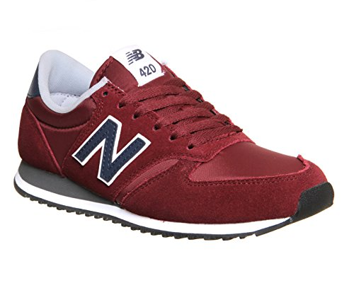 New Balance U420, Low-Top Sneaker unisex adulto Port Royal Exclusive