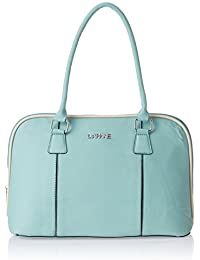 Daphne Women's Handbag (Blue) (XB15-0017BL-14014)