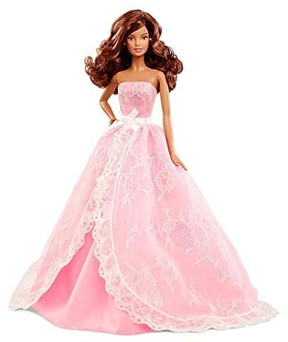 Mattel Barbie 2015 Birthday Wishes Latina Doll