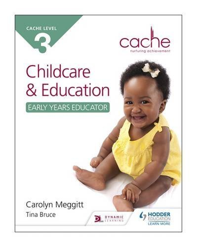 CACHE Level 3 Child Care and Education (Early Years Educator) (Eurostars) by Carolyn Meggitt (2015-04-24)