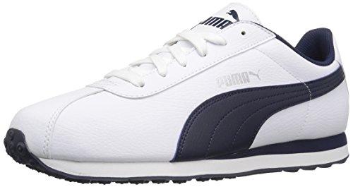 Puma - Herren Turin Schuhe White/Peacoat