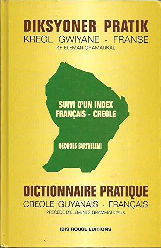 Dictionnaire pratique Créole-français